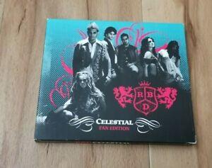 RBD REBELDE CD Y DVD CELESTIAL FAN EDITION