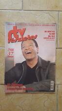 Hungarian Magazine RTV 2001/20 - Al Jarreau - Cover