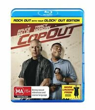Cop Out : NEW Blu-Ray