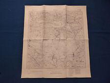 Landkarte Meßtischblatt 2960 Bernsee / Breń, Kreis Arnswalde, Neumark, von 1945