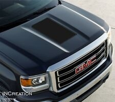 Truck Decal For GMC Sierra 1500 HD Hood Vinyl Stripe Rally Sticker racing Custom