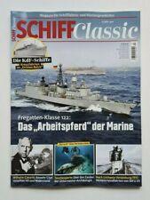 SCHIFF Classic  4/2021  Das Arbeitspferd der Marine , NEU