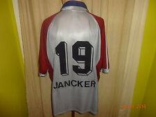 FC Bayern München Adidas Champions League Final Trikot 1999  Nr.19 Jancker Gr.XL