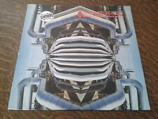 33 tours the alan parsons project ammonia avenue