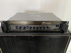 Ampeg SVT-7 Pro Bass Amplifier Head