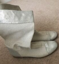 Ladies Bertie Leather Boots Size EUR 41
