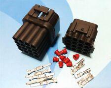 2.3 Conector Impermeable Eléctrico Enchufe 2 Way-16Way Arnés de cableado para Coche Motor