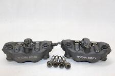 03-06 Honda Cbr600rr Right Left Front Brake Caliper Set Pair Calipers w/Bolts