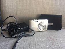 Nikon COOLPIX Digital Camera with 8x Zoom Sliver W Charger