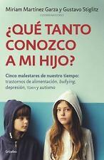 +QUT TANTO CONOZCO A MI HIJO?  / HOW WELL DO I KNOW MY CHILD?