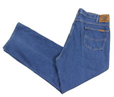 Dickies Work Industrial Blue Jeans 40x33 UL Relaxed Stonewashed Cotton Denim EUC