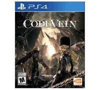 Code Vein PS4 (Sony PlayStation 4, 2019) Region Free
