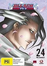 Bleach: Volume 24 * NEW DVD * Anime (Region 4 Australia)