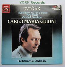 SXLP 30163-Dvorak-Sinfonía Nº 9 Nuevo mundo giulili Phil Orch-ex Disco Lp