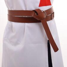 Medieval Sca Reenactment Viking Knight Ring Belt Nordic Pirate Larp Costume Belt
