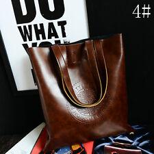New Women Lady Handbag Shoulder Bag Tote Purse Leather Women Messenger Hobo Bag