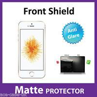 iPhone SE 5S 5C 5 MATTE Anti Glare FRONT Screen Protector Military Shield