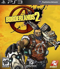 Borderlands 2 Ps3 PlayStation 3 Video Game Official PAL