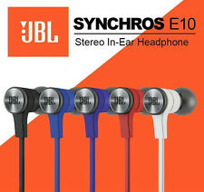 JBL Synchros E10 Wired In-Ear Headphone with Mic Imported