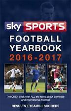 SKY SPORTS FOOTBALL YEARBOOK 2016-2017 - ANDERSON, JOHN (COM) - NEW HARDCOVER BO