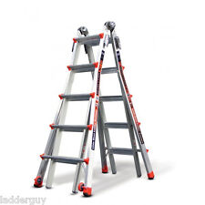 22 1A Revolution Little Giant Ladder 12022 w/ wheels