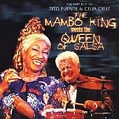 TITO PUENTE - MAMBO KING MEETS THE QUEEN OF SALSA NEW CD