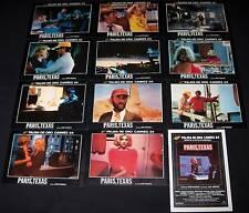 1984 Paris Texas ORIGINAL SPAIN LOBBY CARD SET Wim Wenders Nastassja Kinski