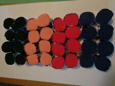 Vintage Spinnerin Wool Rug Yarn (32 packs)