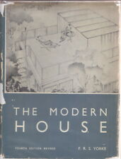 Signed F.R.S. YORKE ~ THE MODERN HOUSE  1943 architecture RICHARD NEUTRA ...