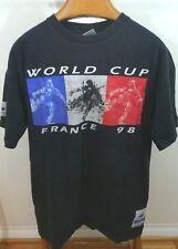 FRANCE 98 World Cup Fila t-shirt LARGE vintage