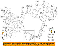 VOLVO OEM 10-17 XC60 Rear Seat-Lock Cover Right 39852171