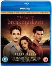 The Twilight Saga - Breaking Dawn - Part 1 (Blu-ray, 2013)