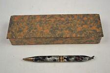 Antique Vintage Mechanical Pencil With Box