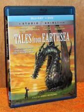 Tales from Earthsea (Blu-ray/DVD 2006) Timothy Dalton Willem Dafoe Studio Ghibli