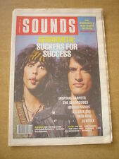 SOUNDS 1989 SEPTEMBER 2 AEROSMITH INSPIRAL CARPETS SUGARCUBES GALAXIE 500
