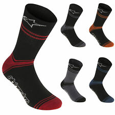 1701114 Alpinestars Mens Summer Socks MTB Mountain Biking Cycling Adults Cotton
