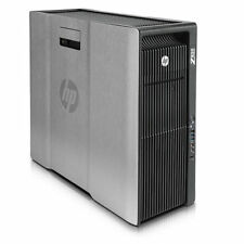 HP z820 Workstation 2x 8-Core Xeon E5-2687W v2 3.4GHz, 64GB RAM, 1.2TB SAS