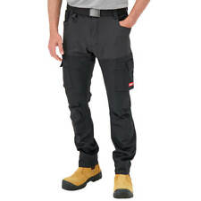 DuraDrive RED LABEL TRILL Charcoal Grey Utility Work Pants