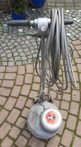 Bodenschleifmaschine Parkettschleifer Reinigungsmaschine Servo Novimex