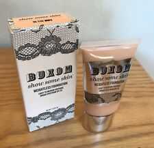 Buxom Show Some Skin IN THE BUFF Weightless Foundation SPF 30 45ml/1.5oz