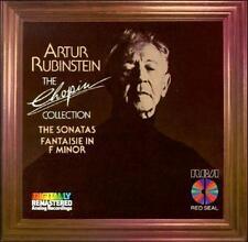 Artur Rubinstein - The Chopin Collection (CD, RCA)