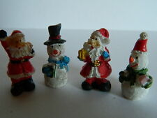 The Dolls House Emporium Festive Figurines 4 Pcs