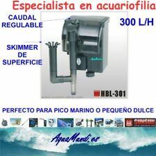 Artículos para peces y acuarios con 300L de acuario