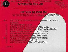 Various Up Yer Ronson Soundtrack Vol.1 CASSETTE ALBUM PROMO GRAEME PARK  HOUSE