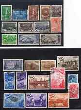 Huge Lot Russia Stamps USSR circa 1930-1940s, Used  Rare