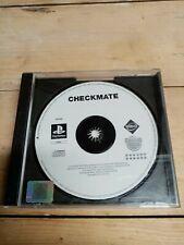 Check Mate-Playstation 1