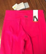 UA Under Armour Perfect Kick Back Capris Pink Size XS