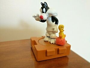 1996 Looney Tunes Space Jam SYLVESTER  McDonald's Happy Meal Toys G12