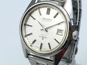 KING SEIKO Watch 5625-7000   Automatic St.Steel Date   T2786