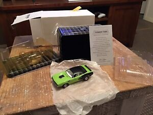 Matchbox Collectibles Platinum Edition 1971 Plymouth 'Cuda 440 Please Read Descr